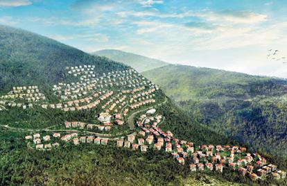 بيت مش مسك كذبة القرى البيئية في لبنان نينار