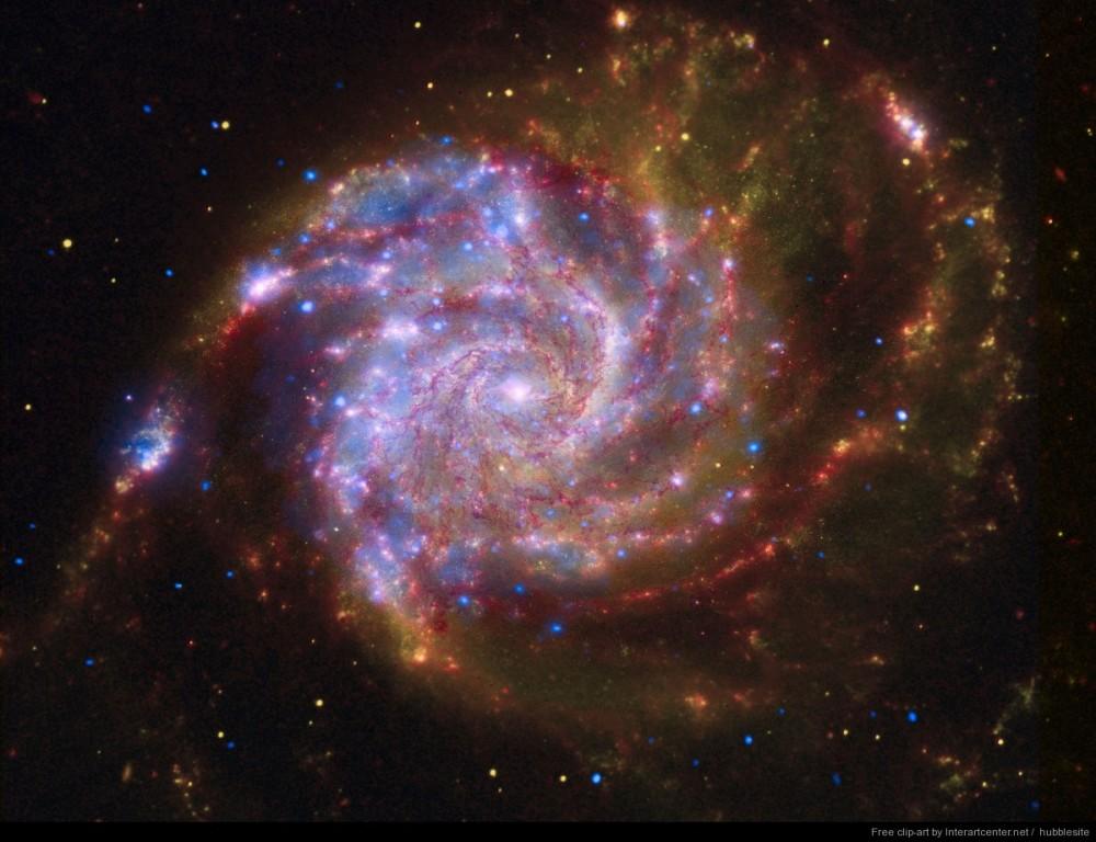 space-spiral-galaxy