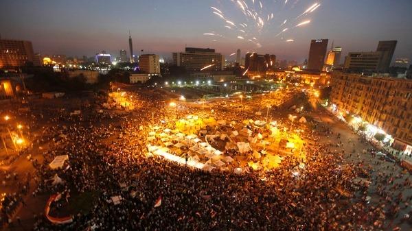 بعض احتجاجات مصر تصلح كمثال لنجاح تكتيك الاحتجاج في تحقيق أهدافه السياسية