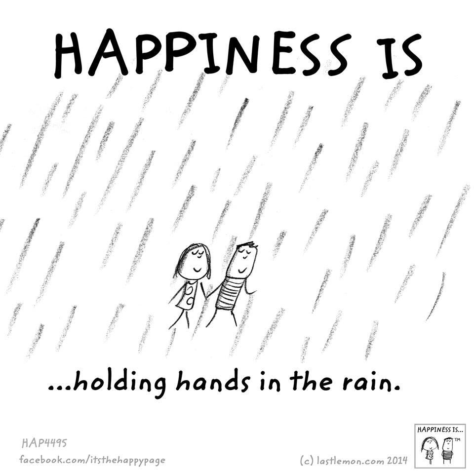 هي السعادة فعلاً :)