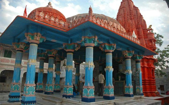 معبد براهما-فيشنو-ماهش.