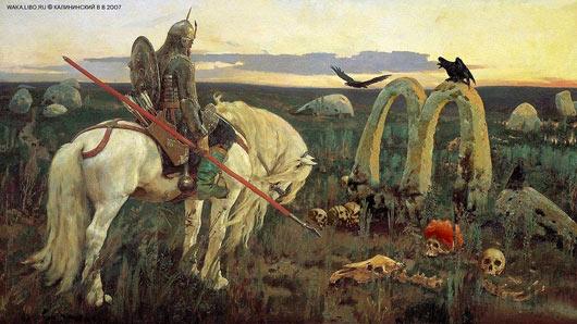 نحلم باليوم الذي نقف فيه على أطلال العالم القديم...