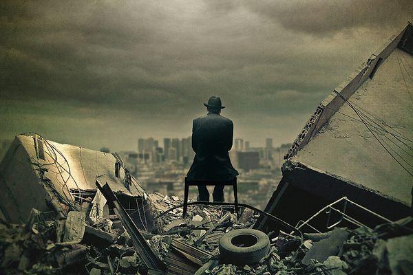 النهاية هي رغبة كامنة في وعينا البشري الحالي...